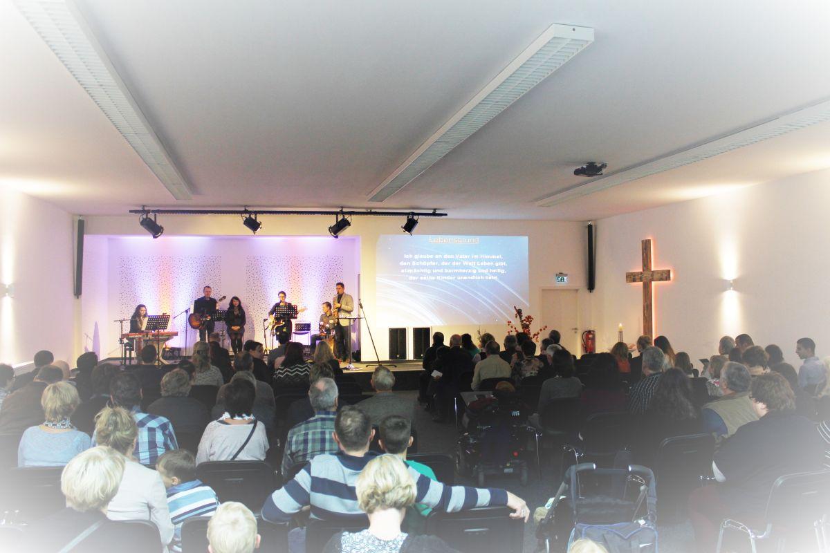 Gottesdienst @ Christuskirche